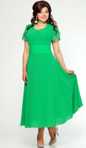 459a22dcd3d1 Шифоновые платья для полных девушек: все тонкости выбора – Мода для ...