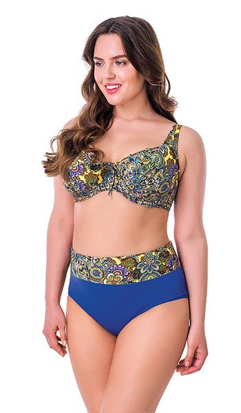 cc1e2fba69703 Особенно сложной задачей видится выбор идеального купальника, как самой  открытой и проблемной одежды для пышных форм.