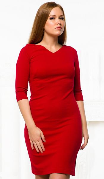 letnee-01 Летние платья для полных женщин — особенности фасонов и расцветок – Мода для полных