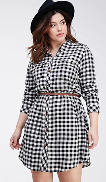 platie-rybashka-1 Летние платья для полных женщин — особенности фасонов и расцветок – Мода для полных