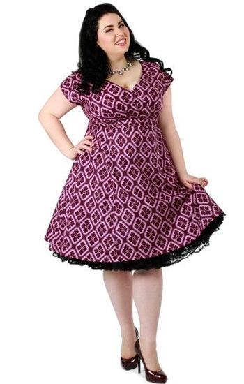 s-zhivotom-23 Летние платья для полных женщин — особенности фасонов и расцветок – Мода для полных