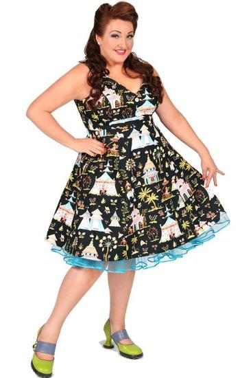 s-zhivotom-24 Летние платья для полных женщин — особенности фасонов и расцветок – Мода для полных